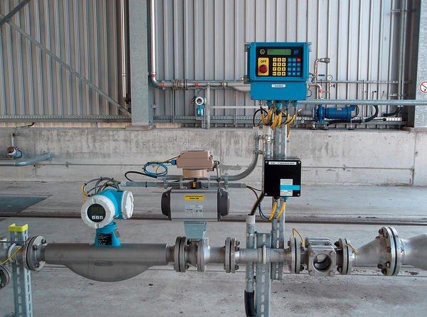 Reliable loading solutions for ships, boiler trucks, tankers