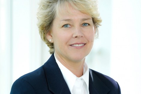 Lisa Davis, Member of the Managing Board of Siemens AG, Power and Gas, Wind Power and Renewables, Power Generation Services