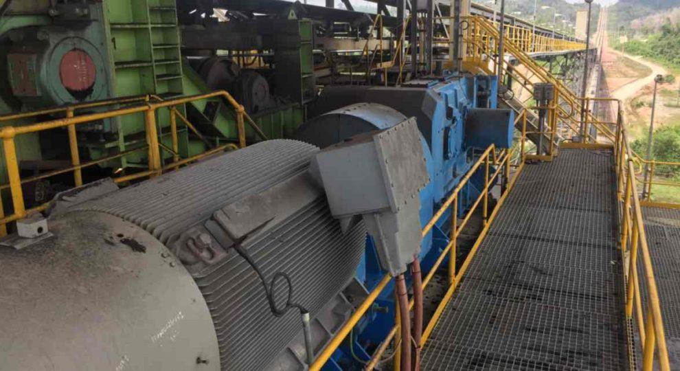 Flender bulk-material conveyor