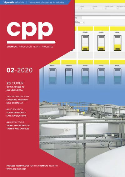 Titelbild cpp chemical plants   processes 2
