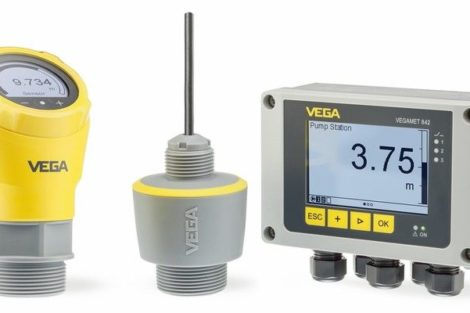 Compact level measurement with Vegapuls