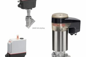 Gemü_valves_with_electric_drives