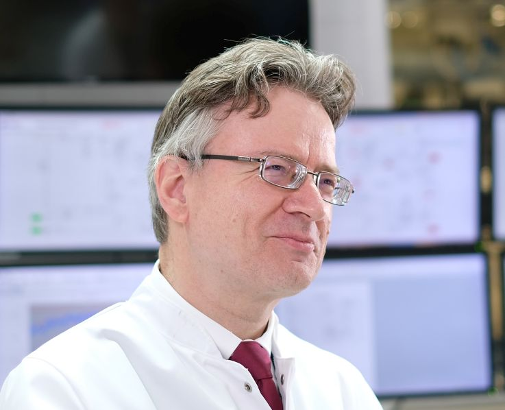 Prof. Dr. Robert Franke, Evonik Performance Materials GmbH