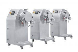 Lödige Laboratory mixer series