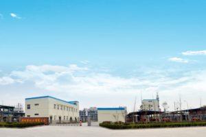 Zhejiang Friend Chemical Co production site